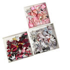 Kids Girl Baby Crown Hairpin Hair Clips Princess Barrette Rope Accessories Set