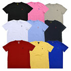 Polo Ralph Lauren V-neck T-shirt Mens Classic Fit Tee Pony Logo S M L Xl Xxl Nwt