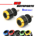 ATOM 5Color CNC Swingarm Spools Sliders For Kawasaki NINJA 650 ABS 2017-2018 17