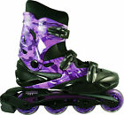 Linear Purple Camo Inline Skates - Indoor Outdoor Roller Blades