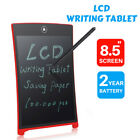 8.5 Inch LCD Writing Board Graphics Tablet Paperless eWriter For Home Office