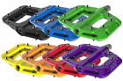 Race Face Chester Mountain Bike BMX Cycle DH Flat Platform Pedals - Clearance