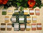 SAMPLE SIZE 18 Varieties to choose from of Natural Handmade SOAP $1.20 Grouping