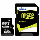 High Speed Micro SD SDHC SDXC Memory Card with Adapter For Motorola Cell Phone