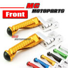CNC MPRO 25mm Riser Front Foot Pegs For Buell XB9S S1 Lightning XB12R 1125R S1
