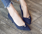 Women's Pointed High Heel Fine With The Leather Shallow Mouth Fashion Shoes New