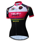 Cycling Jersey summer Short sleeve Bike Shirt Women Breathable Cycling Clothing