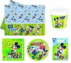 Disney MICKEY MOUSE GOAL! Birthday Party Range - Tableware Balloons Decorations
