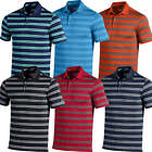 Under Armour Performance Stripe Polo Golf Shirt Men's New - Choose Color