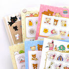 Внешний вид - Cute Cartoon Korean Decorative Stickers Adhesive Stickers DIY Decorative Sticker