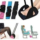 Sleepy Ride Footrest Flight Carry-on Foot Rest Travel Pillows Leg Hammock NEW LA