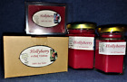 Внешний вид - NEW Hand Poured Winter Holiday Scents Soy Candles, Tarts & Votives - Hollyberry
