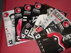 2016/17 MK DONS HOME PROGRAMMES CHOOSE FROM