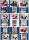 9pc baby Ultimate Infant Car Seat Cover Canopy Headrest Blanket Nursing cover