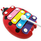1*Cute 5 Tone Xylophone Musical Toys Wisdom Development Wooden Toy for Baby Kid