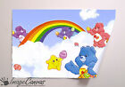 CARE BEARS GIANT WALL ART POSTER A0 A1 A2 A3