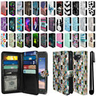 For Samsung Galaxy S6 Active G890 All-In-One PU Leather Wallet Cover Case + Pen