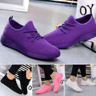 Hot Womens Girls Casual Running Walking Sport Shoes Breathable Athletic Sneakers