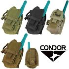 Condor MOLLE PALS HHR Handheld Radio Multi-Purpose Tactical Utility Pouch MA56
