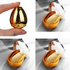 New Simple Tumbler Egg-shaped Tip Ggyro Metal Spinner Adult Reduce Stress Toy