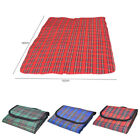 Waterproof 80*150cm Outdoor Beach Camping Picnic Moistureproof Mat Blanket HF