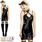 Fever Cunning Cat Ladies Halloween Sexy Spooky Animal Womens Adults Costume New