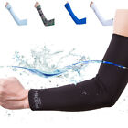 Chic 1Pair Cooling Cover UV Sun Basketball Golf Athletic Sport Arm Sleeves