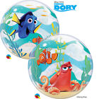 DISNEY PIXAR FINDING DORY Qualatex Latex & Bubble Balloons (Birthday/Party)