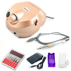 35000RPM Professional Manicure Pedicure Electric Drill File Nail Art Pen Machine