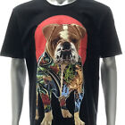 r212 Rock Eagle T-shirt Tattoo GLOW in DARK Dog Puppy Tiger Snake Yakuza Gang