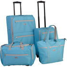 American Flyer Perfect 4 Piece Luggage Set 4 Colors