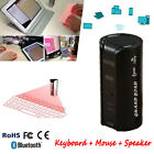 3-in-1 Bluetooth Laser Virtual Projection Keyboard Touchpad Mouse With Speaker