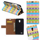 JL For Xiaomi Motorola 2017 Series Pattern Leather Wallet Card Case Cover Stand