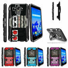 For LG Stylo 3 | LG Stylo 3 + | LS777 (2017) Clip Holster Stand Case Gaming