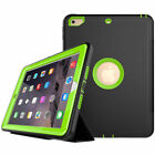 HEAVY DUTY SHOCKPROOF SMART CASE COVER FOR IPAD 2 3 4 MINI 1 2 3 4 AIR Pro 9.7""