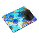 Designer Rectangle Mouse Pad Non-Slip Rubber for Home Office Gaming Desk