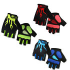 WATERFLY Sport Half Finger Cycling Gloves Shockproof Breathable Gel pad Gloves
