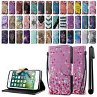 "For Apple iPhone 8 / iPhone 7 4.7"" Bible Verses Wallet Cover Case Stand + Pen"