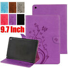 Stylish Painted Folio Stand Leather Case Stand Cover Shell For Ipad Pro 9.7 Inch