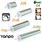 Dimmable LED Flood Light  R7S J78 J118 J135 J189 Bulb Replaces Halogen 5733 SMD