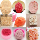 Silicone Ice Cube Candy Chocolate Cake Cookie Cupcake Soap Molds Mould DIY Craft
