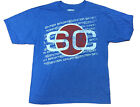 ESPN Sportscenter Vintage Distressed Logo Adult Tee Shirt Big and Tall Sizes