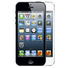 Apple iPhone 5 Verizon Wireless 4G LTE 64GB Black and White Smartphone