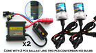 9007 HB5 12V 35W AC Conversion HID Kit with slim ballast Fit High Low Beam P836