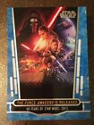 2017 Topps Star Wars 40th Anniversary BLUE PARALLEL Singles YOU U PICK From List $1.0 USD