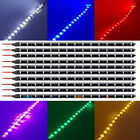 10x 12V Flexible LED Strip Light Waterproof Car Boat Motor 30cm 1FT 15SMD