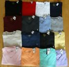 Polo Ralph Lauren Mens V NECK T Tee Shirt Brand New With Tag Size S M L XL XXL image