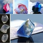 1Pcs Jewelry Making Mould Crystal Geometric Silicone Molds Resin DIY New LA