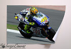 VALENTINO ROSSI MOTO GP GIANT WALL ART POSTER A0 A1 A2