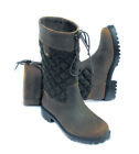 NEW for 2017 Rhinegold Elite Georgia Tweed Leather Country Boot UK3 to UK8